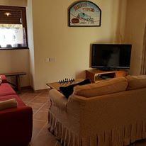 L'Erable lounge area