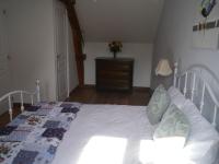 Le Noyer bedroom 4 en-suite double