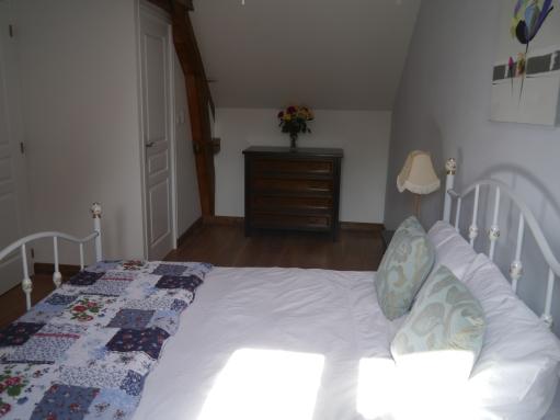 Bedroom 2 with en-suite double