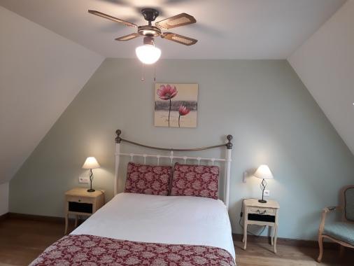 Premier étage- chambre 2 - lit 160x200